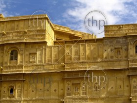 The amazing fort city of Jaisalmer in Rajasthan, India