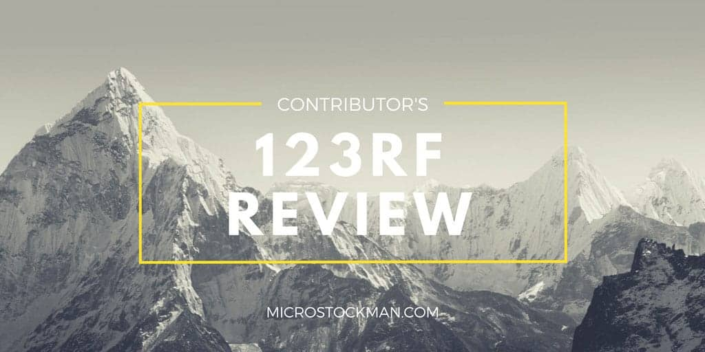 123RF Review - Review of microstock agency 123RF. Should I sign up with 123RF? What will I earn? Read our 123RF review for contributors
