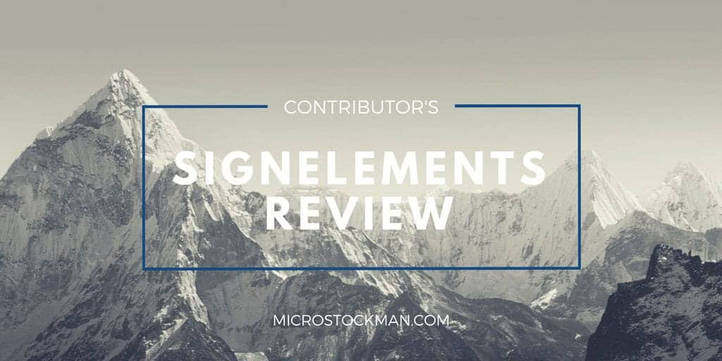 Sign Elements Review- Review of microstock agency Sign Elements. Should I sign up? What will I earn? Read our Sign Elements review