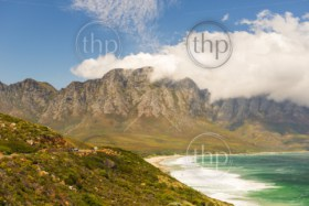 Victoria Road Tourist Drive in Table Mountian National Park, Cape Town South Africa
