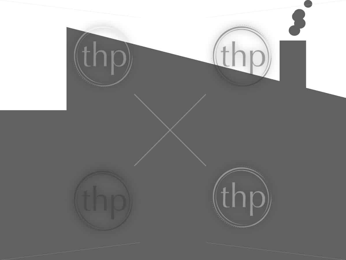Simple factory icon in vector format